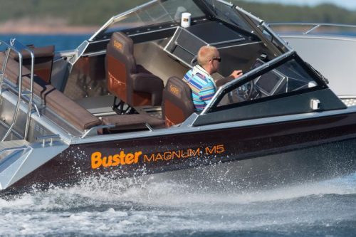 Buster Magnum M5  2